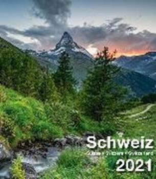 Bild von Cal. Schweiz 2021 Ft. 21x24