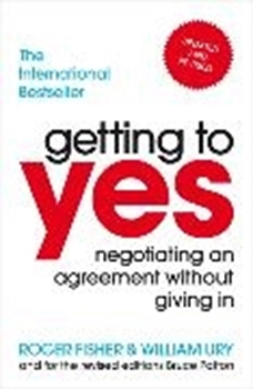 Picture of Fisher, Roger : Getting To Yes