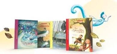 Bild für Kategorie Kinderbücher bis 8 Jahre