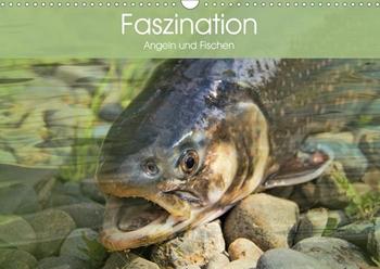 Picture of Stanzer, Elisabeth: Faszination Angeln und Fischen (Wandkalender 2021 DIN A3 quer)