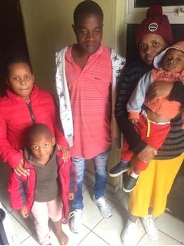 Bild von Spende für Township Help Kapstadt