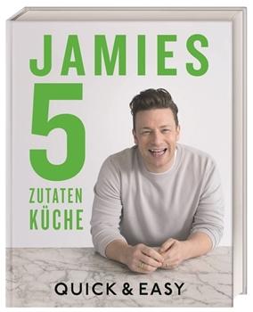 Bild von Oliver, Jamie: Jamies 5-Zutaten-Küche