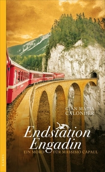 Picture of Calonder, Gian Maria: Endstation Engadin