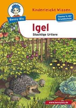 Picture of Knoblach, Claudia : Benny Blu - Igel (eBook)
