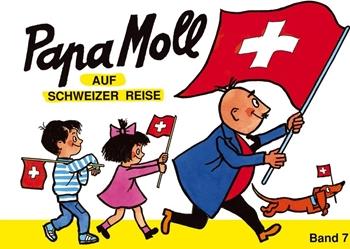 Picture of Oppenheim, Rachela + Roy (Illustr.): Papa Moll auf Schweizer Reise