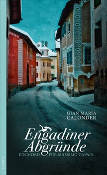 Picture of Calonder, Gian Maria: Engadiner Abgründe