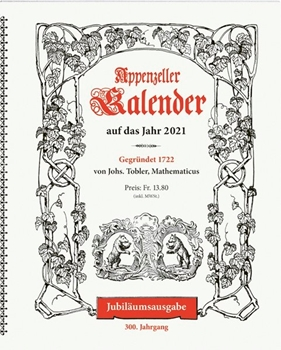 Picture of König, Christine: Appenzeller Kalender 2021