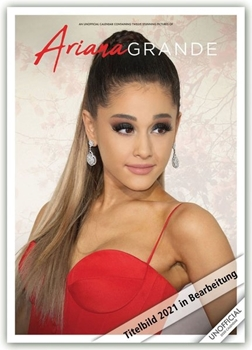 Picture of RedStar Carousel: Ariana Grande 2021 - A3 Format Posterkalender