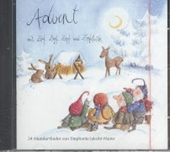 Picture of Jakobi-Murer, Stephanie (Komponist): Advent mit Zipf, Zapf, Zepf und Zipfelwitz / Advent mit Zipf, Zapf, Zepf und Zipfelwitz