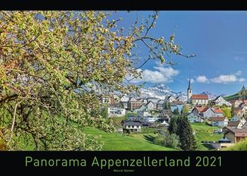 Bild von Steiner, Marcel (Fotograf): Panorama Appenzellerland 2021