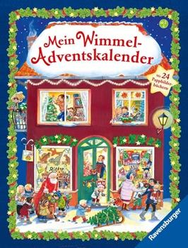 Picture of Mein Wimmel-Adventskalender