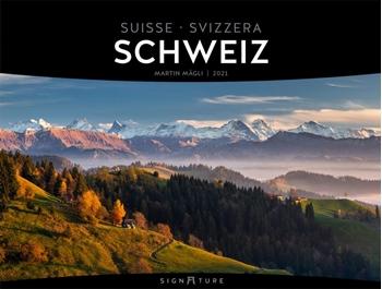 Picture of Mägli, Martin : Schweiz - Signature Kalender 2021