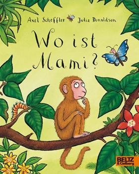 Picture of Scheffler, Axel : Wo ist Mami?