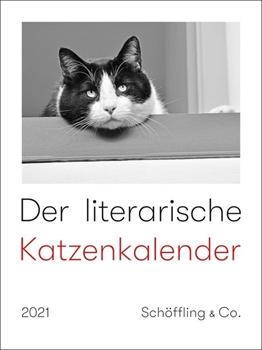 Picture of Bachstein, Julia (Hrsg.): Der literarische Katzenkalender 2021