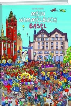 Bild von Geser, Celine: Mein Wimmelbuch Basel