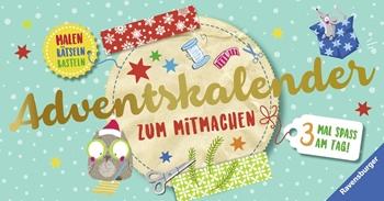 Picture of Scheller, Anne : Adventskalender zum Mitmachen