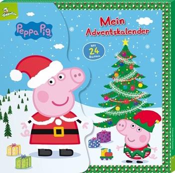 Picture of Schwager & Steinlein Verlag (Hrsg.): Peppa Pig Mein Adventskalender