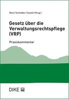 Picture of Rizvi, Salim (Hrsg. Koord.) : Gesetz über die Verwaltungsrechtspflege des Kantons St. Gallen (VRP)