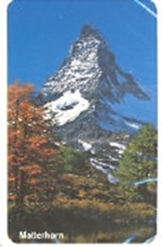 Picture of Bridge Souvenir - Matterhorn