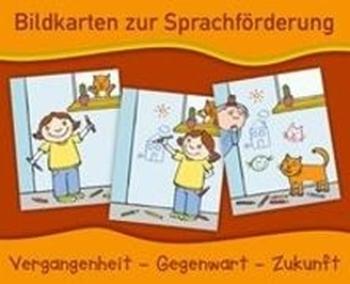 Picture of Verlag an der Ruhr, Redaktionsteam: Bildkarten zur Sprachförderung: Vergangenheit - Gegenwart - Zukunft - Neuauflage