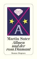 Bild von Suter, Martin: Allmen und der rosa Diamant