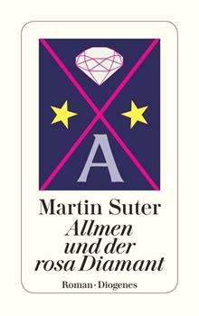 Picture of Suter, Martin: Allmen und der rosa Diamant