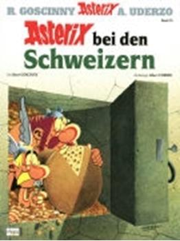 Picture of Goscinny, René (Text von) : Asterix bei den Schweizern