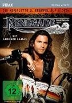 Picture of Renegade - Gnadenlose Jagd - Staffel 2