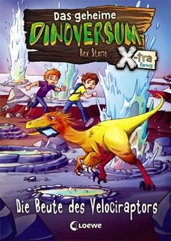 Picture of Stone, Rex : Das geheime Dinoversum Xtra 5 - Die Beute des Velociraptors