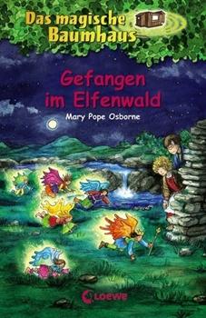 Bild von Pope Osborne, Mary : Das magische Baumhaus 41 - Gefangen im Elfenwald