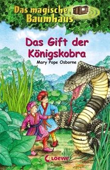 Picture of Pope Osborne, Mary : Das magische Baumhaus 43 - Das Gift der Königskobra
