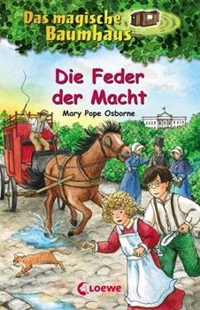 Picture of Pope Osborne, Mary : Das magische Baumhaus 45 - Die Feder der Macht