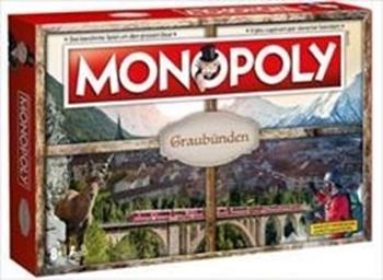 Bild von Monopoly Graubünden (Auflage 2020)