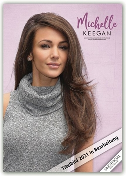 Picture of RedStar Carousel: Michelle Keegan 2021 - A3 Format Posterkalender