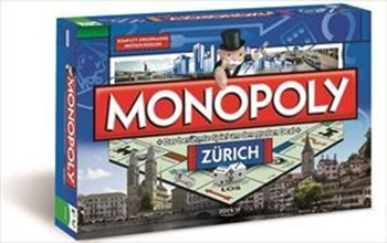 Picture of Monopoly Zürich
