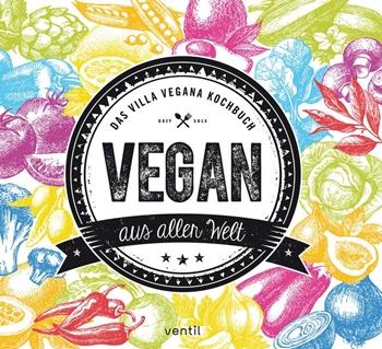 Bild von Spann, Miriam : Vegan aus aller Welt