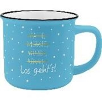 Bild von Gruss & Co 46980 Becher Los, New Bone China Porzellan, 35 cl