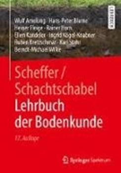 Bild von Amelung, Wulf : Scheffer/Schachtschabel Lehrbuch der Bodenkunde