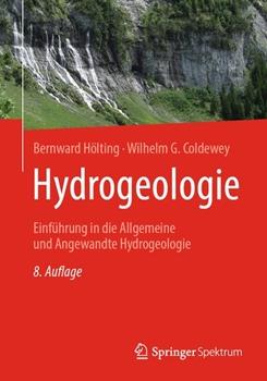 Picture of Hölting, Bernward : Hydrogeologie