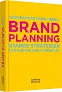 Picture of Baetzgen, Andreas (Hrsg.): Brand Planning