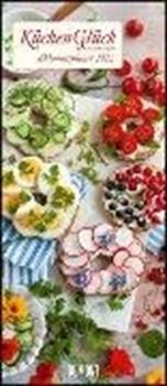Bild von Rosenfeld, Christel (Fotogr.) : Küchenglück 2022 - DUMONT Monatsplaner - Küchenkalender - Hochformat 30,0 x 70 cm