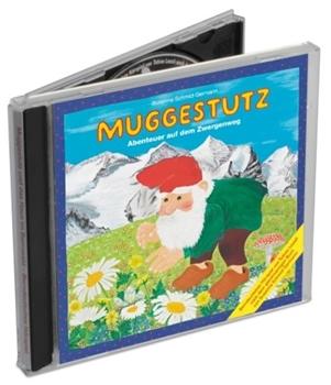 Bild von Schmid-Germann, Susanna : Muggestutz der Haslizwerg - Abenteuer auf dem Zwergenweg