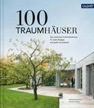 Bild von Bachmann, Wolfgang : 100 Traumhäuser