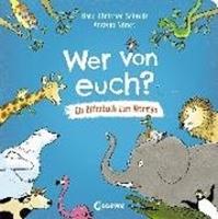 Picture of Schmidt, Hans-Christian : Wer von euch?